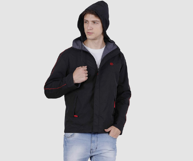 forest club solid's mens jacket review