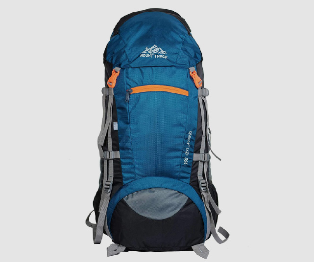 mount track gear up rucksack hiking backpack 50 liters review